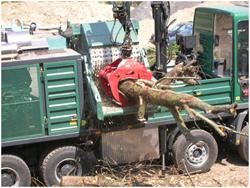 Veoautole paigaldatud AHWI hakkur